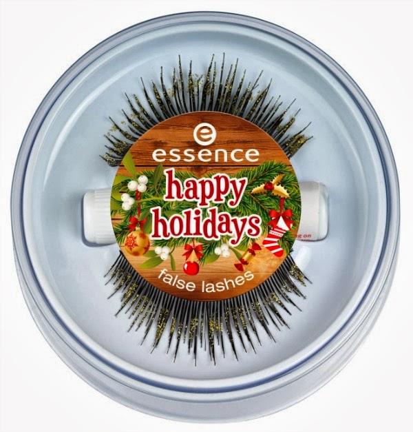 essence happy holidays – false lashes