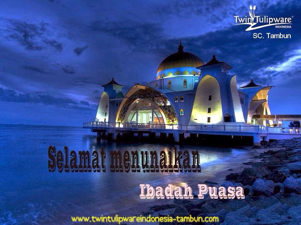 Selamat menunaikan ibadah puasa Ramadhan 1435 H - 2014 dan mohon maaf lahir dan batin