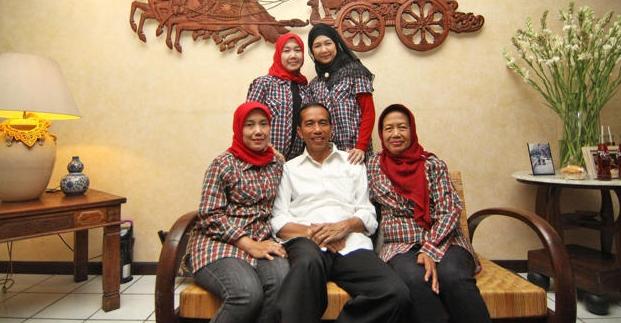 Biografi Bahasa Jawa Jokowi Presiden Indonesia Joko Widodo