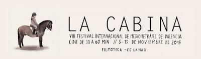 Festival Internacional de Mediometrajes de Valencia La Cabina