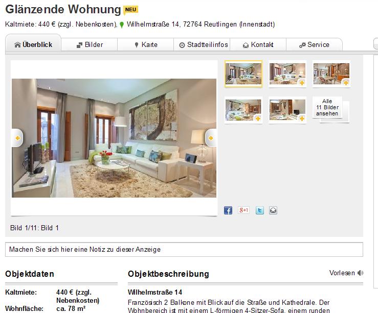 Der Wohnbereich Ist Mit Einem L Förmigen 4 Sitzer Sofa, Einem Runden  Couchtisch, Regal Mit TV Und DVD Und Einem Esstisch Für 4 Personen  Eingerichtet.