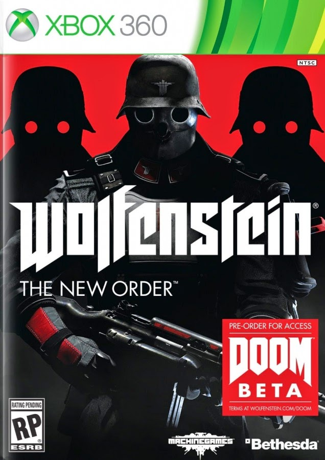 Wolg Download   Jogo Wolfenstein : The New Order XBOX360 COMPLEX (2014)