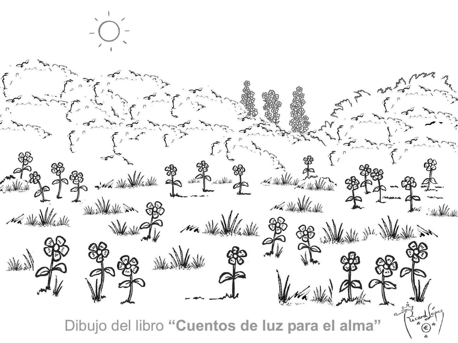 Dibujos Muy Originales Para Colorear De Ricard Lopez Dibujo De Un