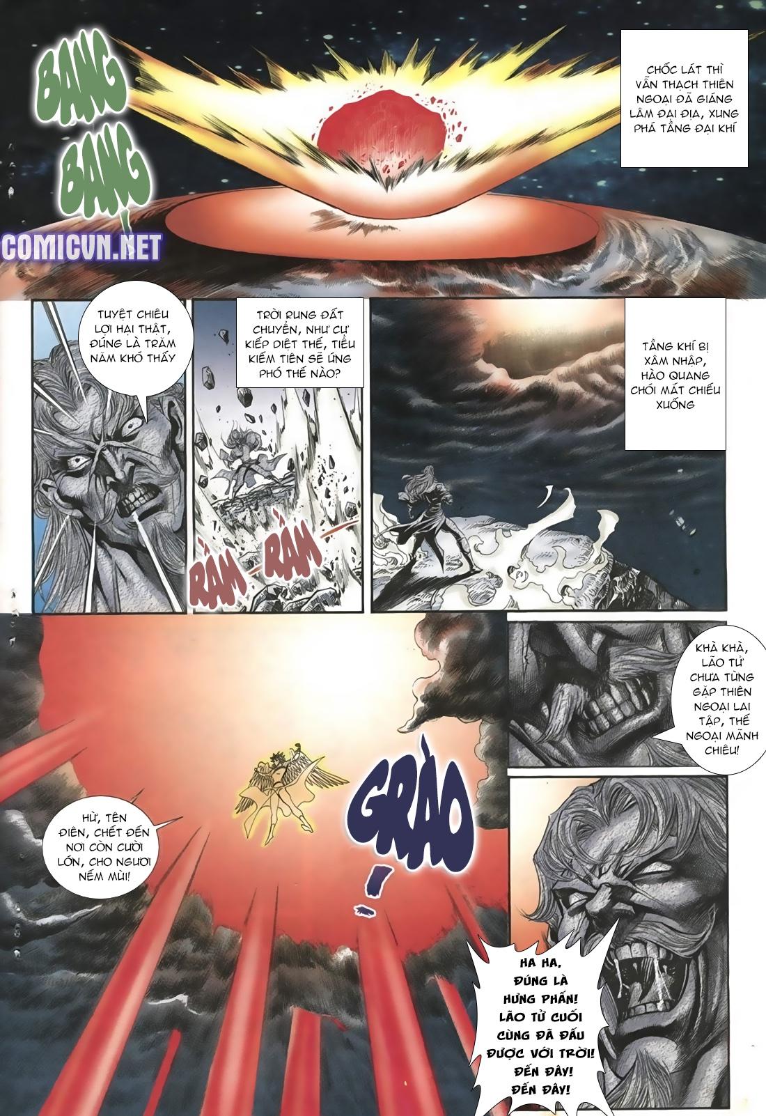 Thiên Hạ Vô Địch Lão Tổ Tông Chapter 11 - Hamtruyen.vn