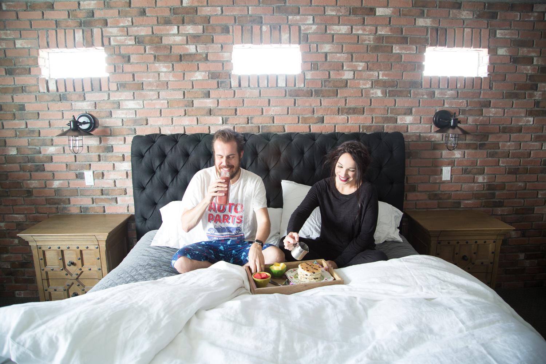PJ Salvage Pajamas for him and her