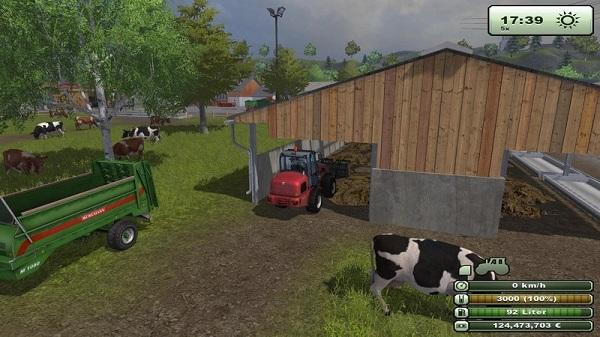 Farming Simulator 2013 mods: Map V 2 By Marox85