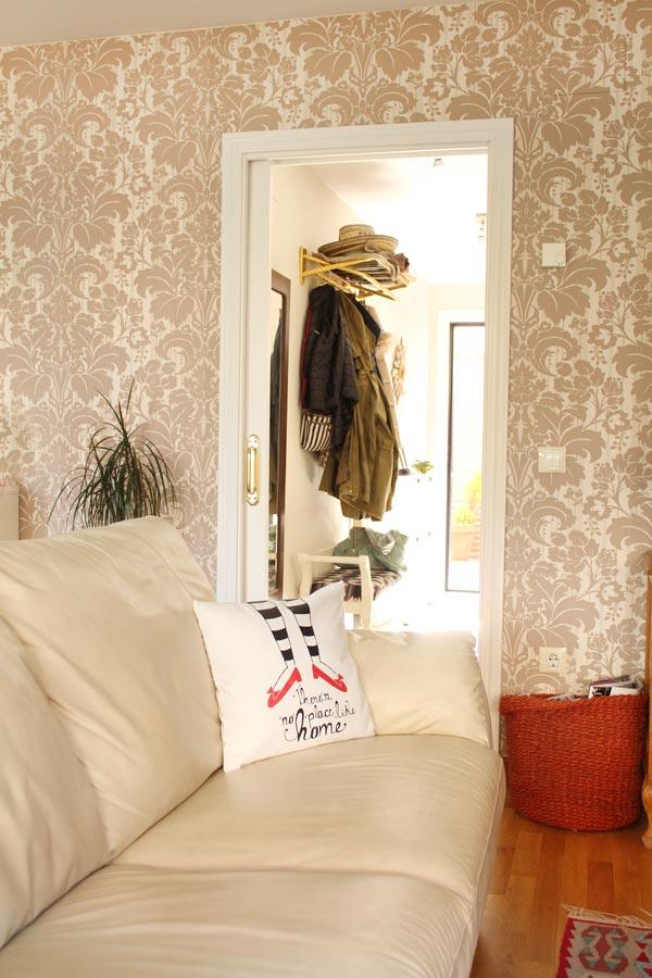 Mi experiencia sof blanco de piel con ni os en casa - Decoracion sofa blanco ...