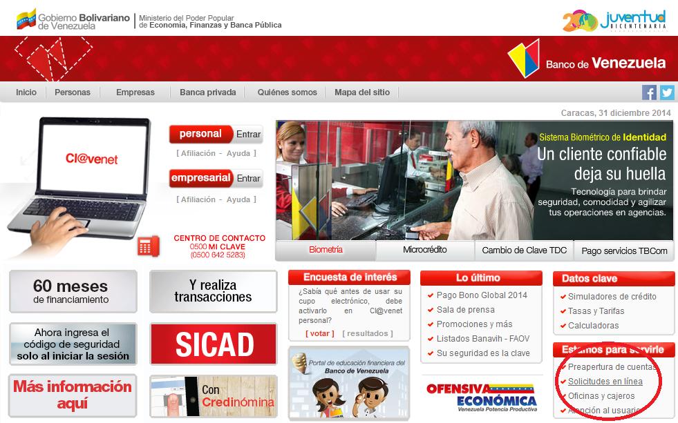 Planilla para apertura de cuenta de ahorro en banesco for Banco de venezuela solicitud de chequera