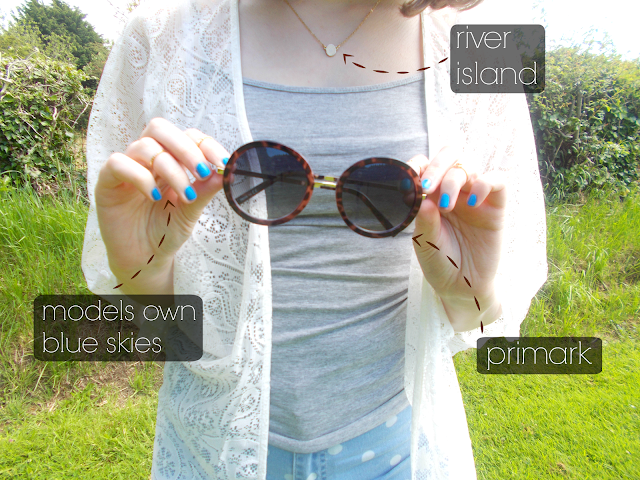 summer fashion outfit ootd vlog primark new look models own kimono shorts get ready with me youtube blogger