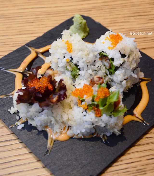 Spider Roll - RM18