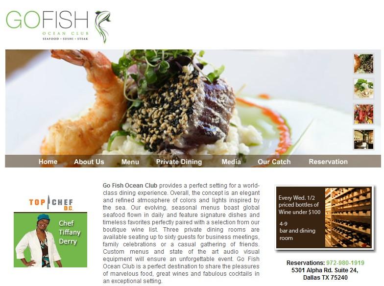 Durango tv top chef texas premieres tonight on bravo tv 9 8c for Go fish restaurant
