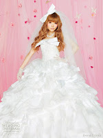 kawaii wedding dress