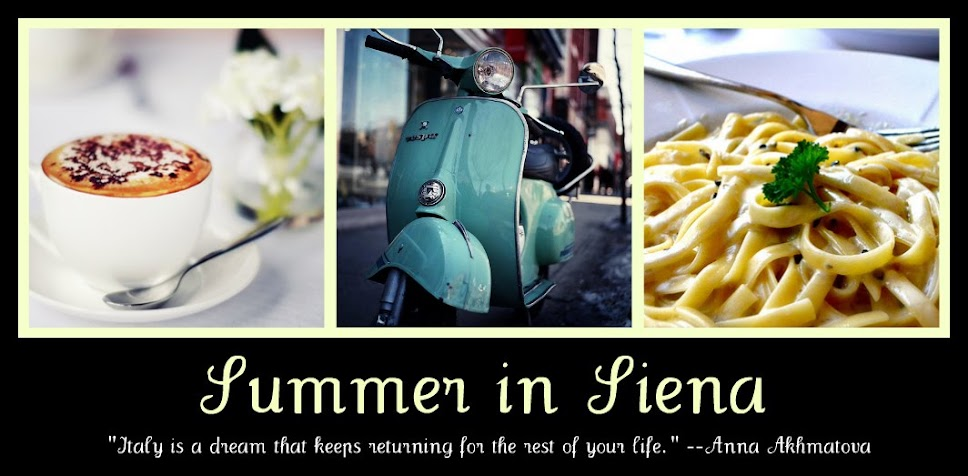 Summer in Siena