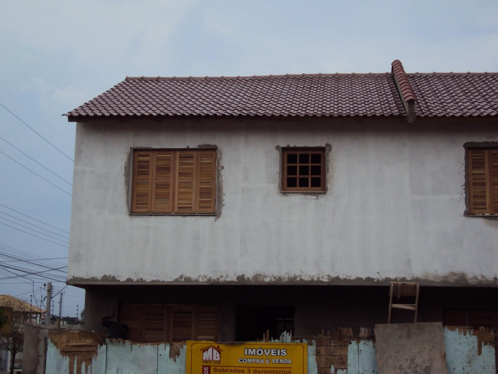 #70582E  Porto Alegre RS: As Janelas e Portas das Casas 1 e 2 foram colocadas 546 Janelas Em Aluminio Em Porto Alegre Rs