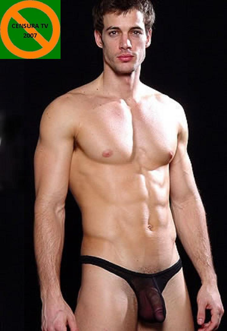 William Levy Al Desnudo
