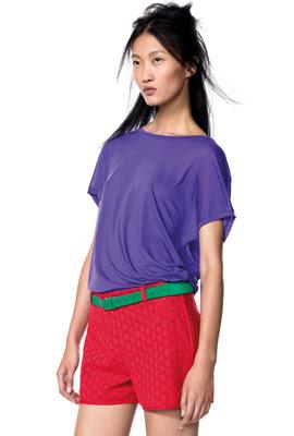 pantalones cortos Benetton