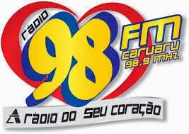 ouvir a Rádio 98 FM Caruaru 98,9 Caruaru PE