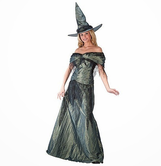 Disfraz muy bonito para Halloween