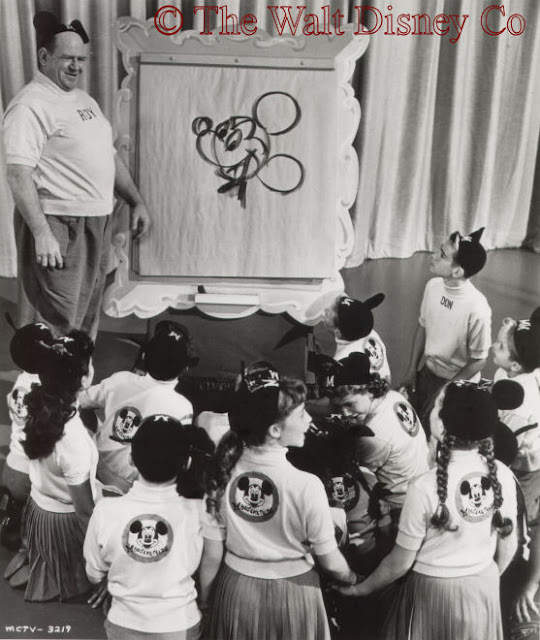 Walt Disney's Mouseketeers ~ Mickey Mouse
