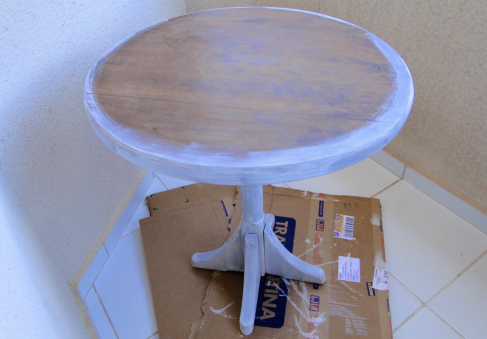 acordei com uma ótima idéia na cabeça customizar o tampo da mesa #2D539E 1600x1114