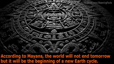 THE MAYAN CALENDAR DID NOT PREDICT THE END OF THE WORLD