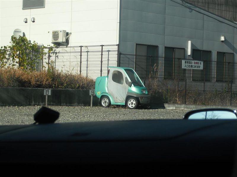 mikro samochód, Japonia, JDM, ciekawostka