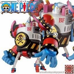 ONE PIECE GENERAL FRANKY BANPRESTO
