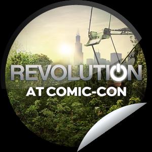 Comic-Con Sticker