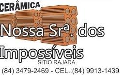 [INFORME PUBLICITÁRIO] CERÂMICA NOSSA Srª DOS IMPOSSÍVEIS
