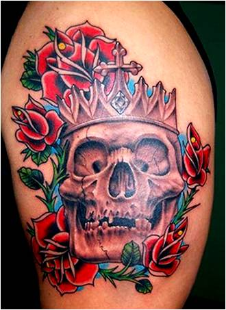 Rose Tatto Designs on Trend Tattoo Styles  Rose Tattoo  Oldschool