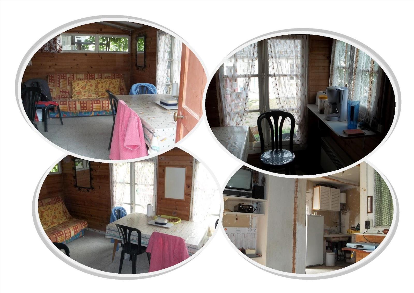 flottille de loire am nager la cabane de chantier. Black Bedroom Furniture Sets. Home Design Ideas