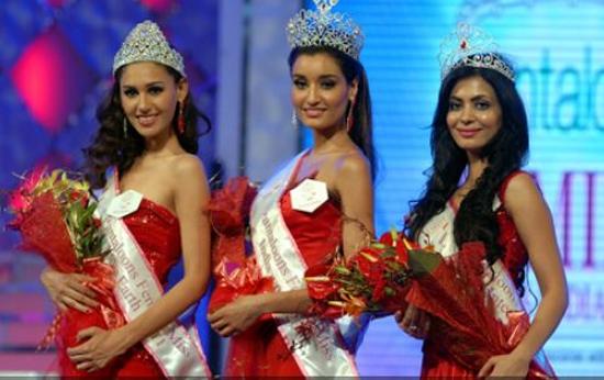 Pantaloons Femina Miss India 2012 Contestants Candidates Delagetes