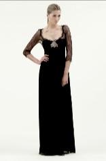 Lange Kleider - Jenny Packlam Kollektion Frühjahr - Sommer 2012- 2013