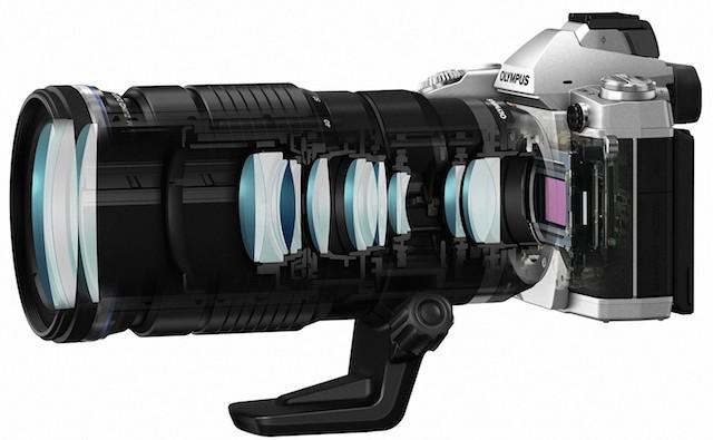 M.Zuiko 40-150mm f/2.8