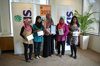 Pemenang eBook Competition 2013