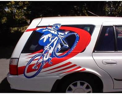 Customized Printing Ways To Remove Window Decals From Your Car - Decals for your car