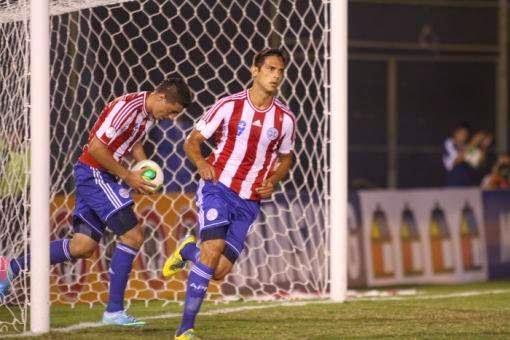 Paraguay-Emiratos Árabes