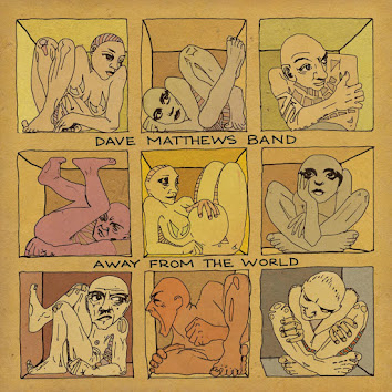 CDs in my collection: Away from the World by the Dave Matthews Band