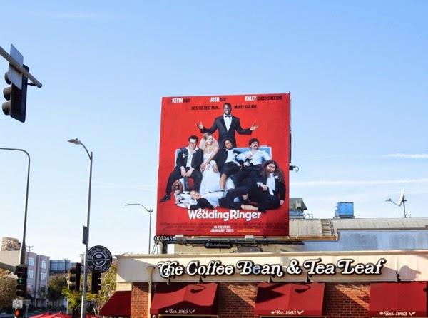 Wedding Ringer billboard
