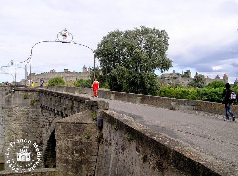 CARCASSONNE (11) - Pont médiéval (1359)