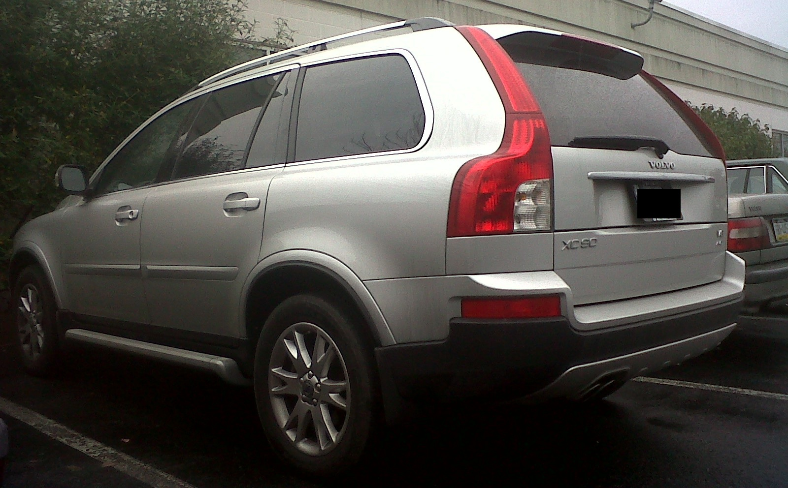 Lehman Volvo Cars My Life With A Volvo Xc90