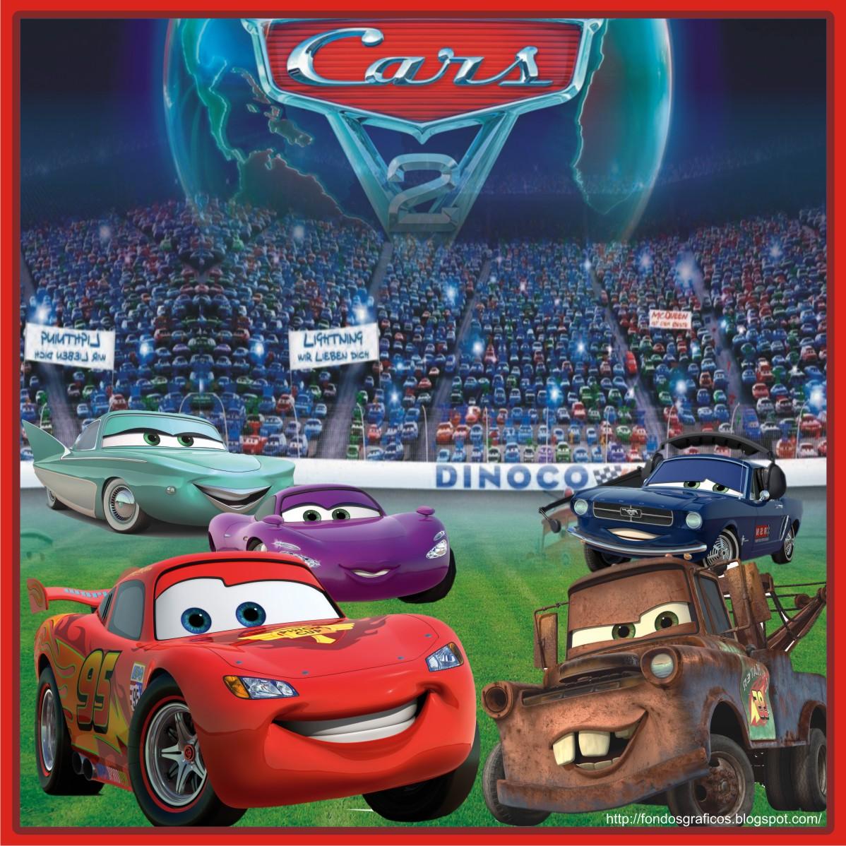 fondos  fondo de cars