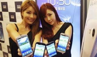 Pasar Ponsel indonesia