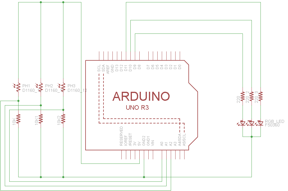 Ygyfreezone arduino starter kit chapter color mixing