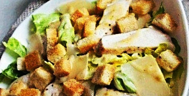 Caesar Salad with Chicken Recipes