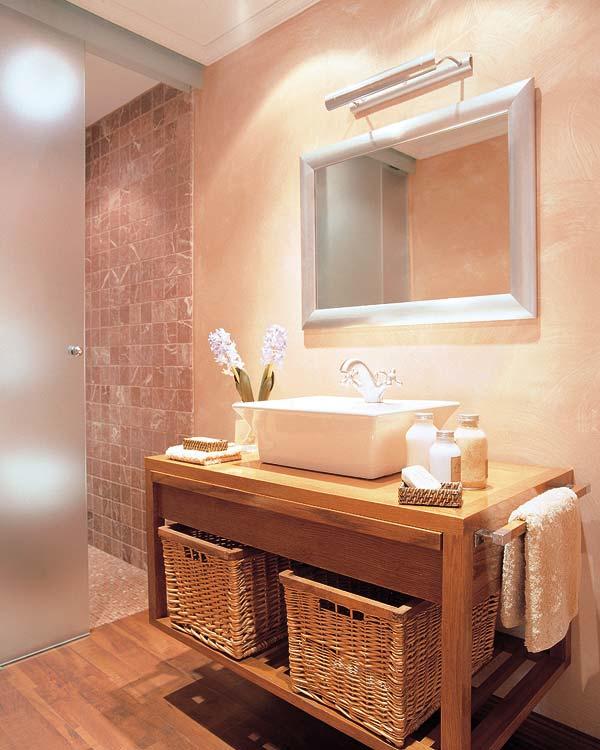 25 dise os de lavabos para ba o decorar casa y hogar - Lavabos de diseno ...
