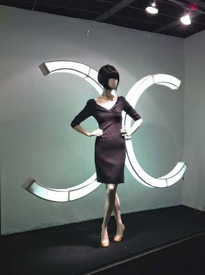 Ártidi: Escaparates de gran formato, Chanel