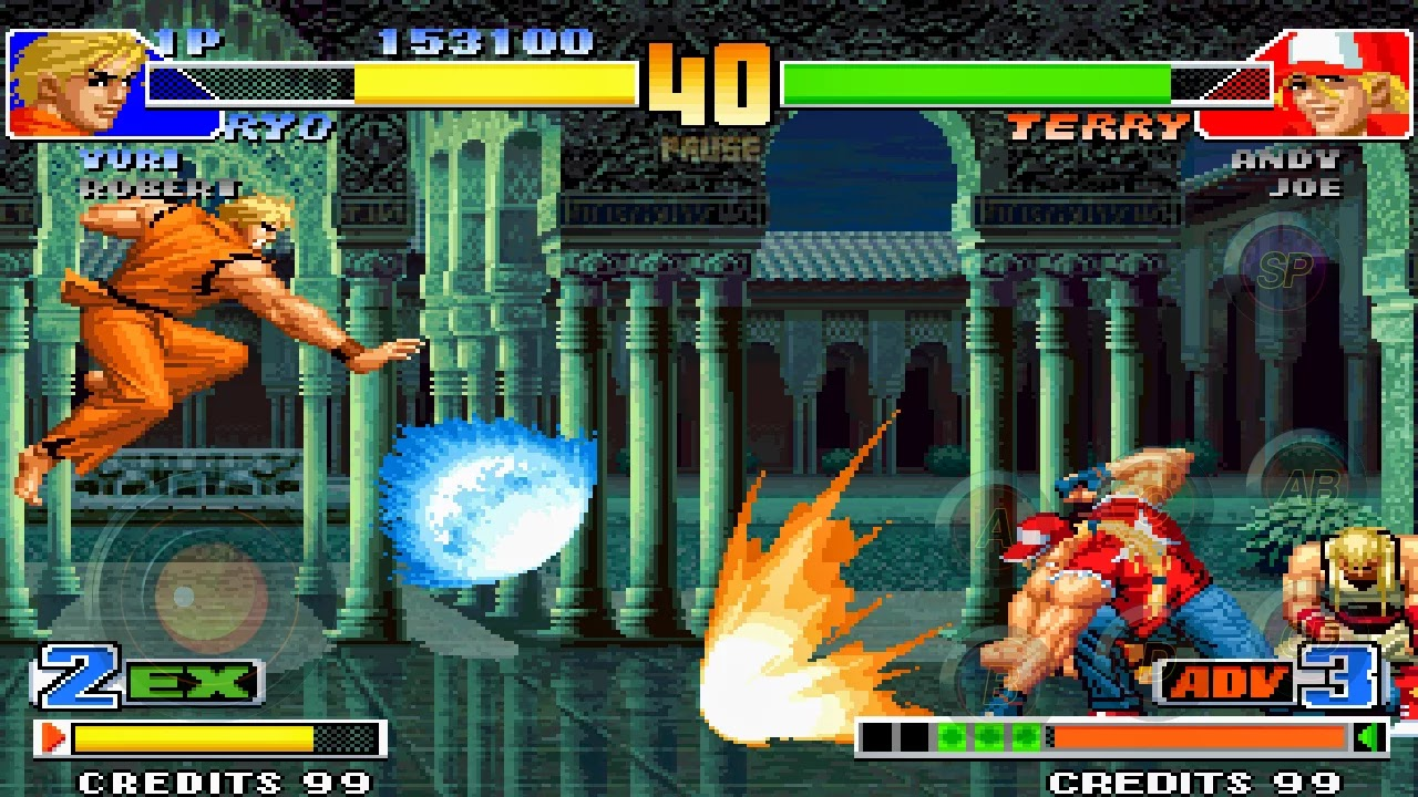 The King Of Fighters '98 v1.0 Apk (KOF)