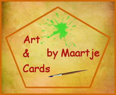DT Art & Cards by Maartje