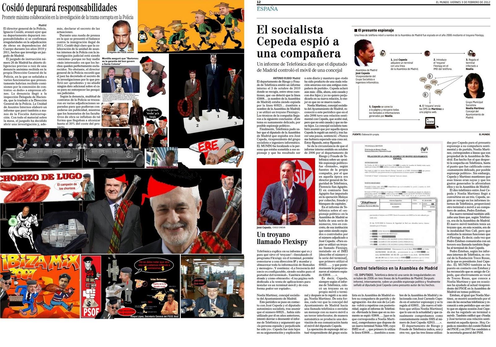 Rajoy no para, reforma tras reforma